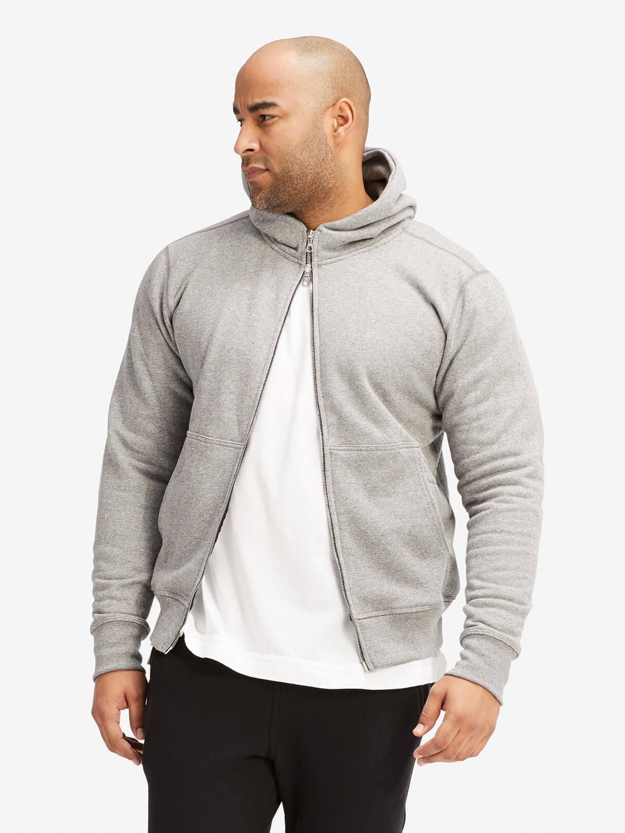 Flash Dual Full-Zip Sweatshirt