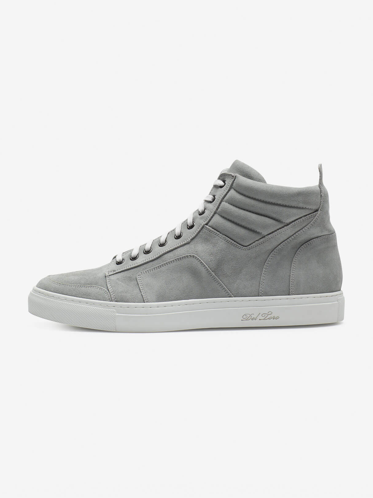 Del Toro Boxing Sneaker Grey Hero